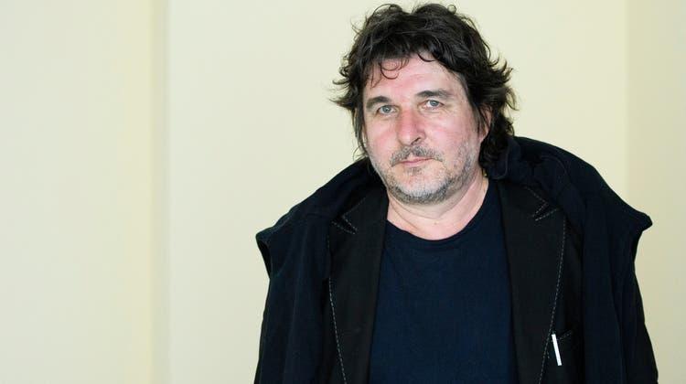 Erhält den Schweizer Grand Prix Literatur für sein Gesamtwerk: Frédéric Pajak. (Archivbild) (Keystone)
