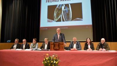 Ein Bild aus besseren Tagen: Gemeindeversammlung im 2020. (Bild: Mario Testa)