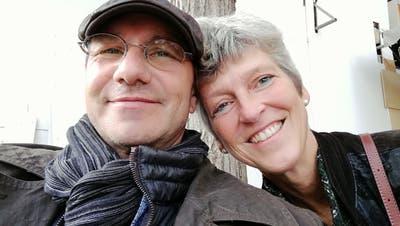 Ulrich Henschel, der neue Pfarrer, mit seiner Frau Ruth. (Bild: PD)