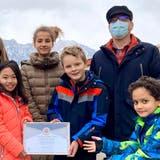 International School Rheintal ist in den Top Ten der Schweiz