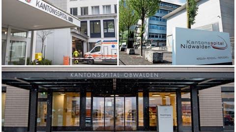 Urs Baumberger, Direktor Kantonsspital Nidwalden. (Bild: PD)