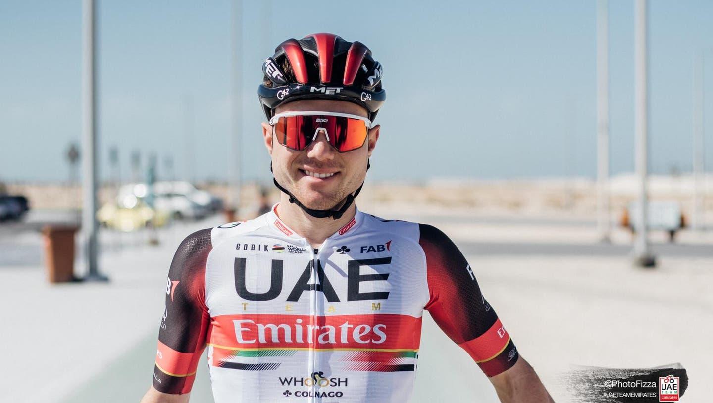 Marc Hirschi: Startet er an den Olympischen Spielen? (Bild: UAE Team Emirates)