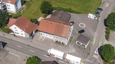 Das Büchele-Haus befindet sich im Inventar der schützenswerten Ortsbilder der Schweiz. (Bild: Olaf Kühne (27. Juni 2019))