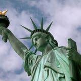 Die Freiheitsstatue in New York wartet auf Touristen - kommen sie schon bald? (Richard Drew / AP)