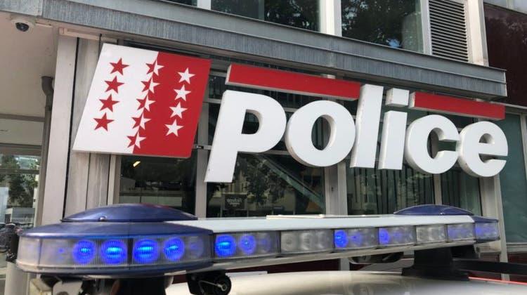 Die Kantonspolizei hat Ermittlungen zum Schlittelunfall in Bürchen aufgenommen. (Symbolbild) (zvg)