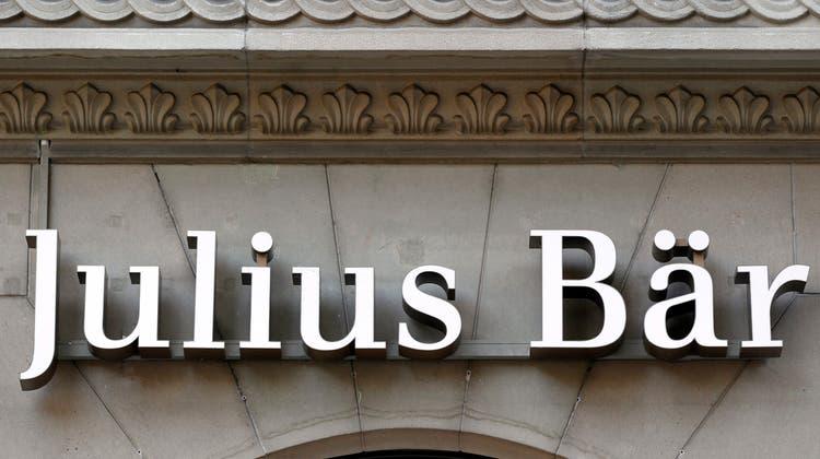 Bei Julius Bär sei es zu«schweren, systematischen Mängeln in der Geldwäschereibekämpfung gekommen». (Keystone)