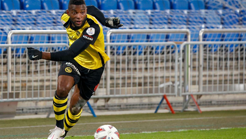 Jean-Pierre Nsame: Erwacht der Liga-Topskorer endlich? (Marc Schumacher / freshfocus)
