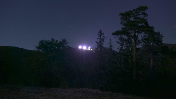 Umweltverbände erheben Einspruch: Die drei Hellsten sollen nicht die ganze Nacht leuchten