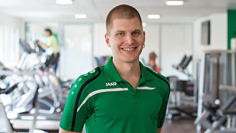 Iwan Kälin aus Rain führt ein Fitnessstudio in Küssnacht. (Bild: PD)
