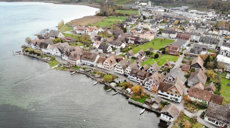 Die Gemeinde Ermatingen musste mit einem Notbudget ins neue Jahr starten. (Bild: Andrea Stalder (Ermatingen, 13. November 2019))