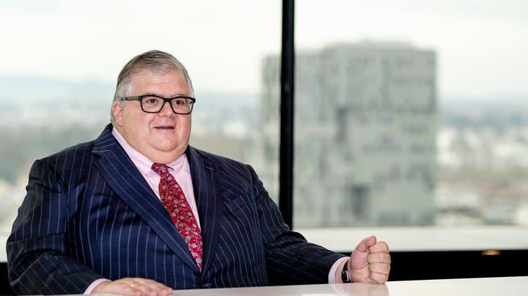 Chef der BIZ ist glücklich mit dem Standort Basel: «Die Stadt bietet alles, was man braucht»