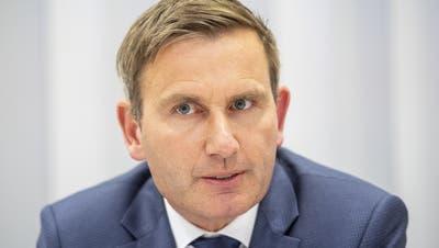Daniel Liedtke, CEO der Hirslanden. (Keystone)