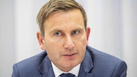 Daniel Liedtke, CEO der Hirslanden. (Bild: Keystone (4. Juni 2019))