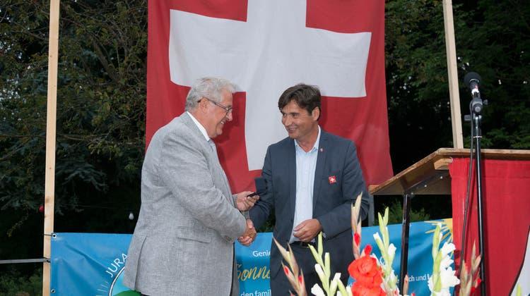 Grenchen undSéléstat feiern dieses Jahr 50 Jahre Städtepartnerschaft. (Hansjörg Sahli)