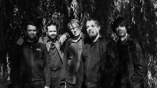Basler Band The Amber Unit releast CD: Neues Leben in der Geisterstadt