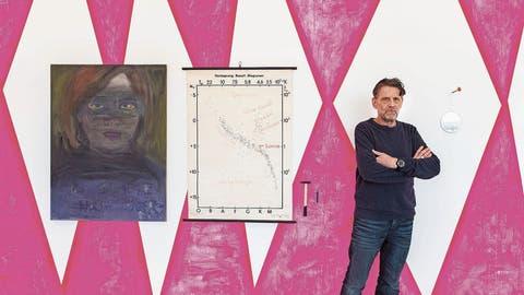 Abgründe und Höhenflüge: Der neue Leiter der Galerie Kriens muss seineerste Ausstellung virtuell eröffnen