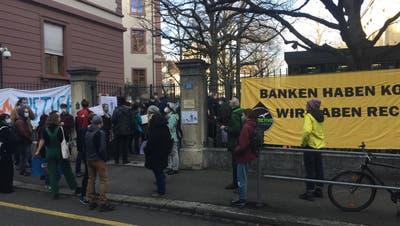 Schlappe für die Basler Staatsanwaltschaft im Prozess gegen die Klima-Aktivisten