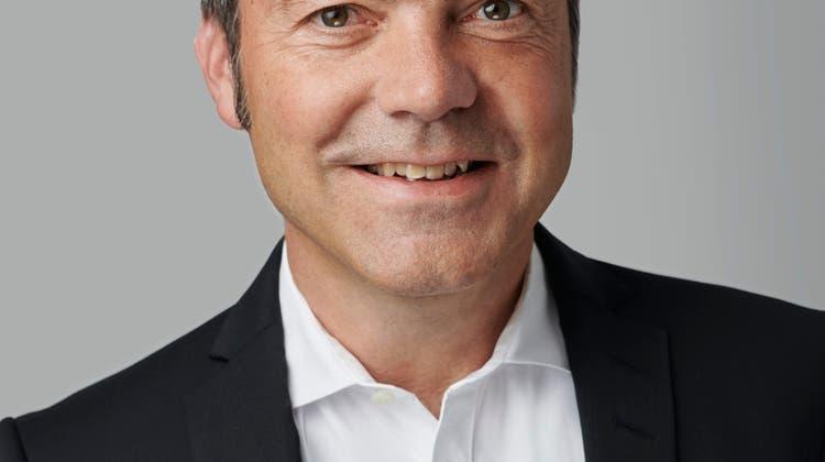 Roman Sonderegger wird neuer Chef der Helsana. Bislang war er als Finanzchef tätig. (Helsana)