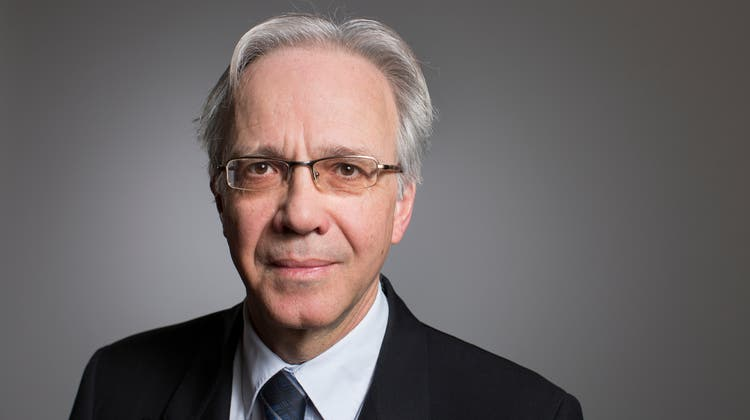 Der Bundesrichter Andreas Zünd arbeitet künftig als Richter in Strassburg. (Keystone)