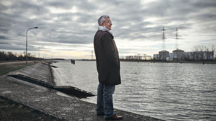 Für Ruedi Rechsteiner ist das Ende von Fessenheim einer der grössten politischen Erfolge. (Roland Schmid)