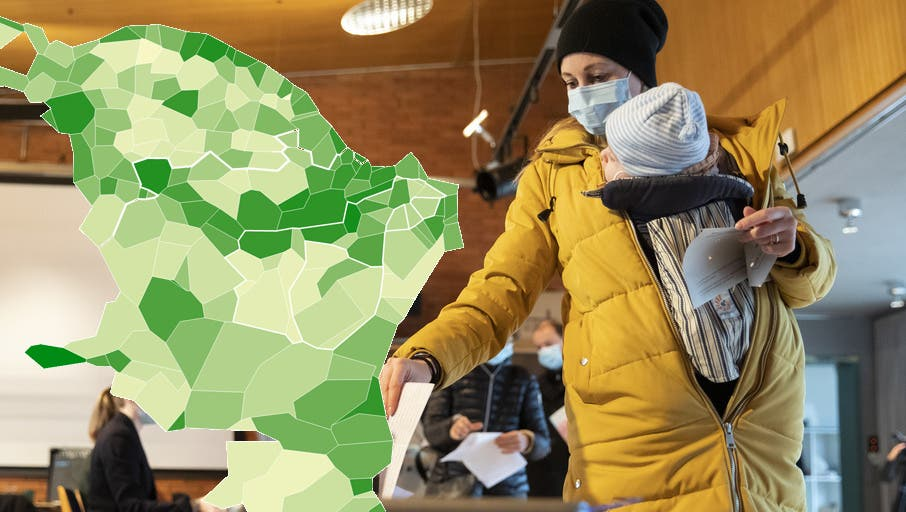 Diese Ostschweizer Gemeinden haben in den vergangenen 30 Jahren die meisten Abstimmungen gewonnen