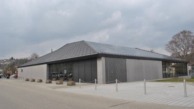 In Laufenburg befindet sich das Impfzentrum in der Stadthalle, in Rheinfelden im Bahnhofsaal. (Nadine Böni)