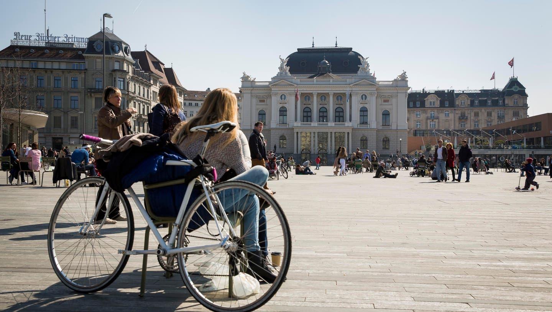 Kam es im Opernhaus Zürich zu einem Machtmissbrauch? (Keystone)