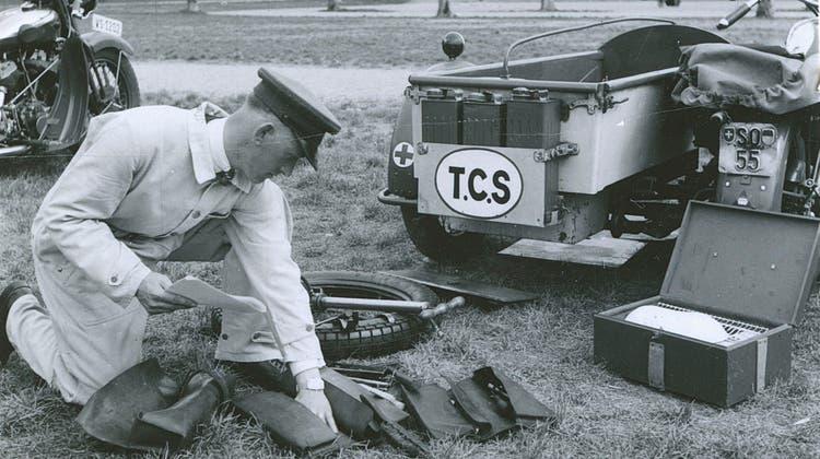 Der TCS wurde 1896 in Genf gegründet. (zvg)