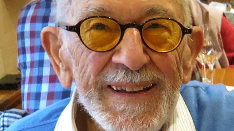 Gratulation zum 97. Geburtstag