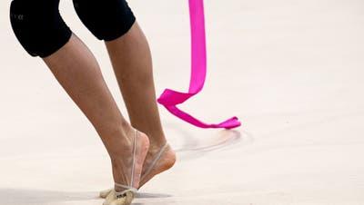 Olympiaträume müssen begraben werden: Die Rhythmische Gymnastik in der Schweiz braucht ein Neuanfang. (Urs Lindt / freshfocus)