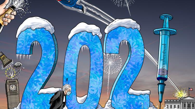 So stehen Sie 2021 nicht im Abseits: Das grosse A-Z fürs neue Jahr