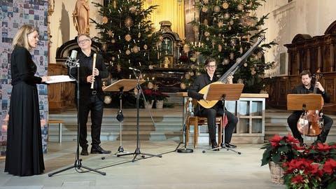 Livestream-Konzert in Horw: Barockmusik mit einem Betruf für den Gott der Liebe
