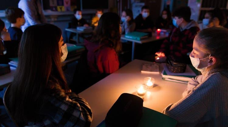 Plötzlich wurde es stockdunkel: Sekundarschule Gelterkinden ist nun eine Klimaschule