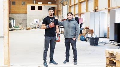 Davide Faraci steigt jetzt als Unternehmer in den Ring