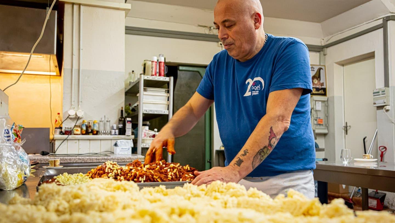 Schon als Kind stand er in der Backstube: Italiener eröffnet Pasticceria in der Badener Altstadt