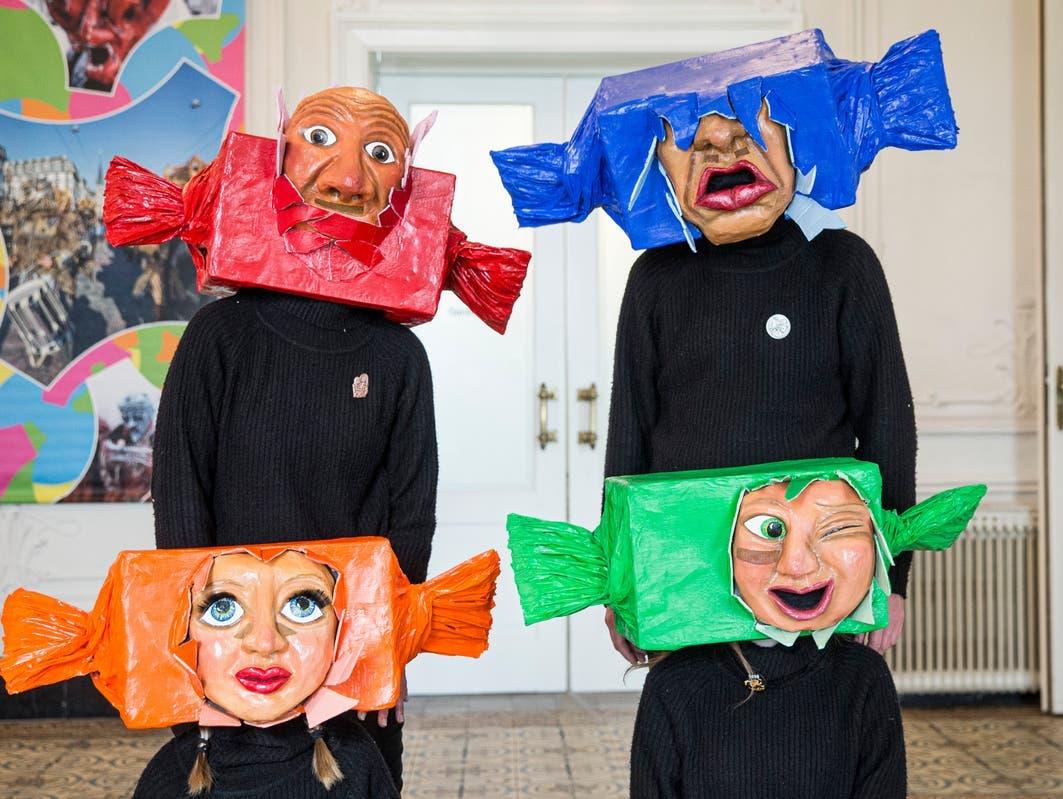 2020: Sieger Kategorie Einzelmaske