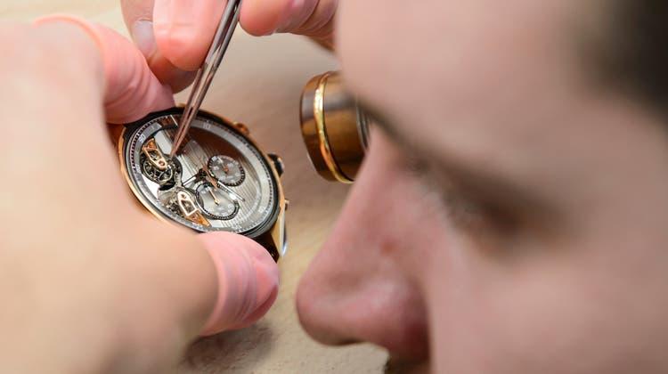 Coronakrise: Wiederholt sich die Geschichte in der Uhrenindustrie?