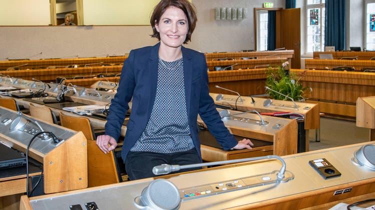 Die Integrationsfigur der Freisinnigen tritt ab: Saskia Schenker widmet sich fortan den Basler Firmen