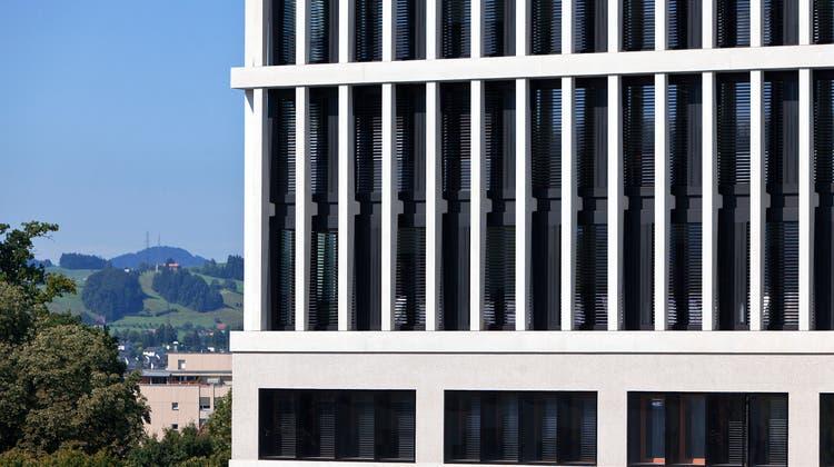 Das Bundesverwaltungsgericht in St. Gallen schliesst ein Kapitel in der langjährigen «Kasachstan-Affäre». (Keystone)