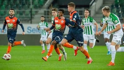 Henri Koidekam in der vergangnen und in dieser Saison zu elf Super-League-Einsätzen mit dem FC Zürich. (Bild: PD)