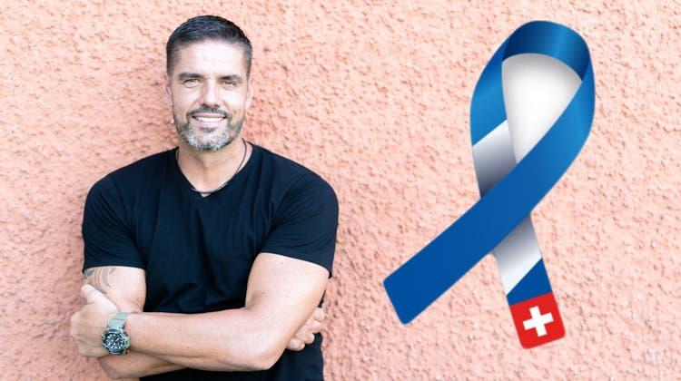 Ex-Torhüter übernimmt Vorreiterrolle bei der Darmkrebsprävention: «Zubi feels good»
