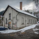 Das alte Schlachthaus in Heiden steht unter Denkmalschutz. Nun soll es umgenutzt werden. (Bild: David Scarano)