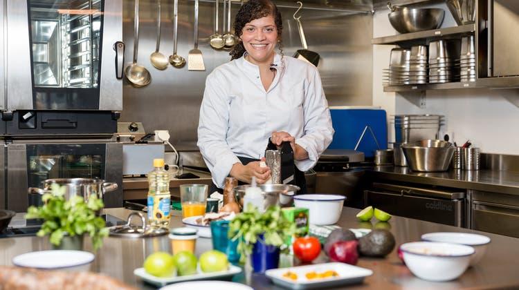 Von der Fleischköchin zur veganen Kochbuchautorin: Sie macht die karibische Küche vielfältiger