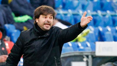 FCB-Trainer Ciriaco Sforza steht in der Kritik. (Freshfocus)