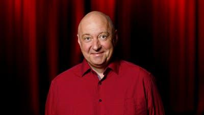 Horst Evers vor einemAuftritt im Comedia-Theater Köln am 4. September 2020. (Christoph Hardt / www.imago-images.de)