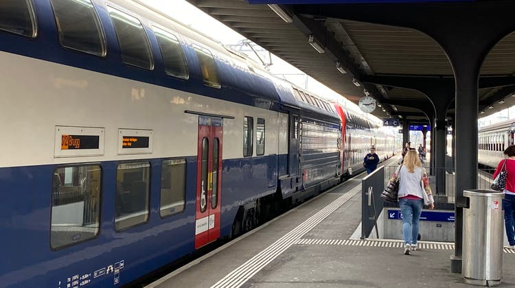 SBB: Störung in Killwangen-Spreitenbach behoben