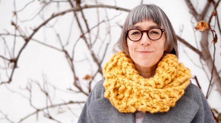 Das Leben spornt sie an zum Weitermachen: Kathrin Bosshard, Regisseurin, Texterin, Schauspielerin und Puppenspielerin. (Bild: Tilman Götz)