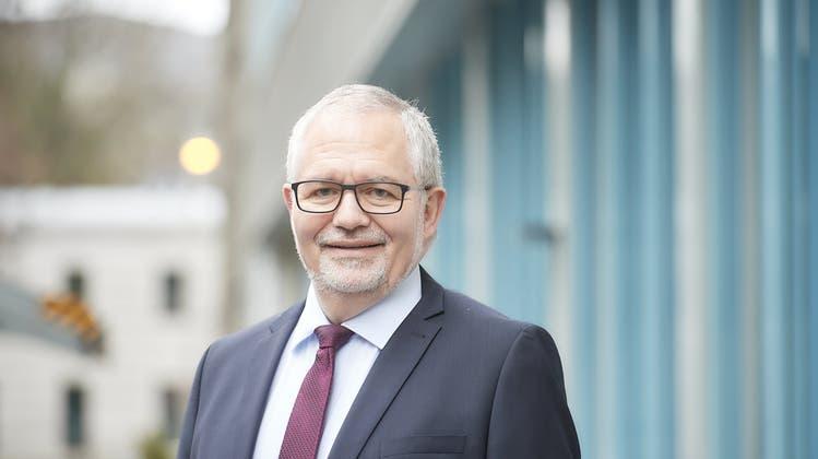 Der neue Chef des Verkehrsunternehmens BLS: Daniel Schafer. (BLS)