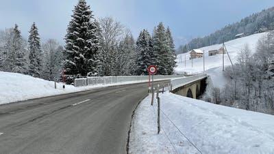 Die Luteren-Brücke. (Bild: Sabine Camedda)