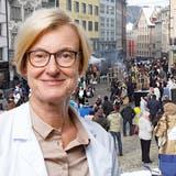Kerstin Schlimbach ist Interimsleiterin der Klinik Innere Medizin des AMEOS Spital Einsiedeln. (AMEOS)
